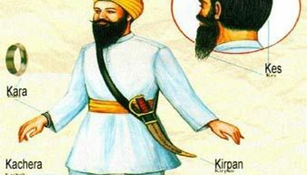 Sikhismens historie