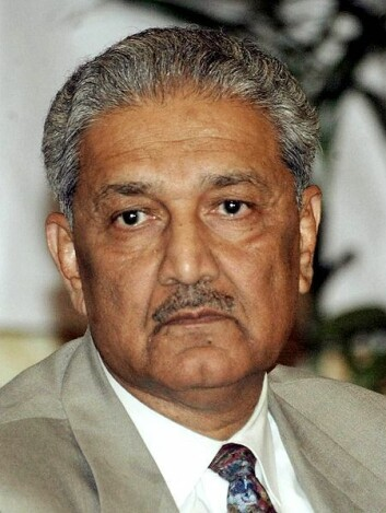 A. Q. Khan (Foto: U.S. State Department/Wikimedia Commons)