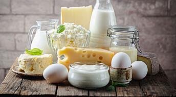 Fermentering kan gjøre meieriprodukter sunnere