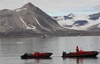 Less sea ice means more human activity in the north