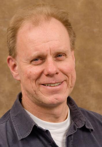 Kjell Andreassen. (Foto: Lars Sandved Dalen / Skog og landskap)