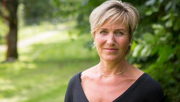 Ingeborg Ulltveit-Moe Eikenæs leder Nasjonal kompetansetjeneste for personlighetspsykiatri (NAPP).