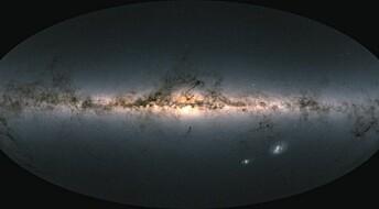 Vår oversikt over stjernehimmelen ble akkurat mye bedre