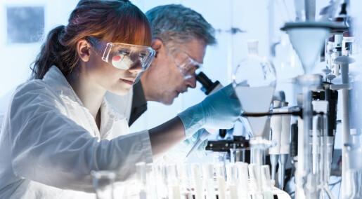 Mannlige forskere er ikke mer produktive enn kvinnelige