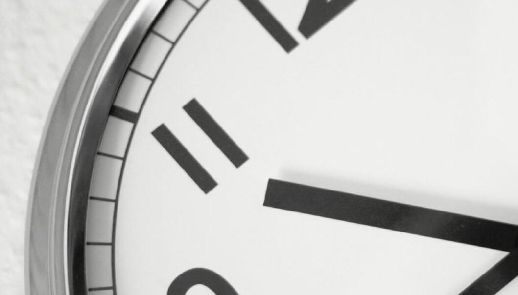 Hva er tid?
