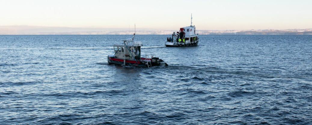 Ute på Norges største innsjø, Mjøsa er forskere i ferd med å sende ned undervannsroboter for å samle inn data. Dette skal gi oss ny kunnskap både om historien og om dagens situasjon.