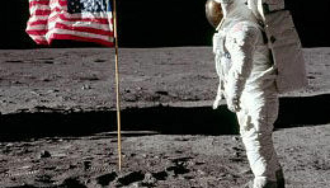 NASA avliver konspirasjonsteori