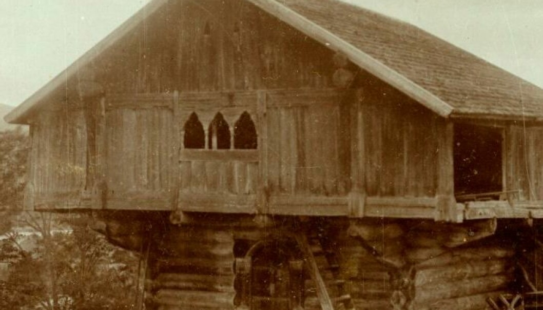 Staveloftet ble brukt som stabbur helt fram til 1900-tallet, da det ble flyttet fra Ål til museet i Nes i 1908. Hallingdal Museum
