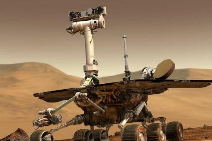 Opportunity. (Foto: NASA)