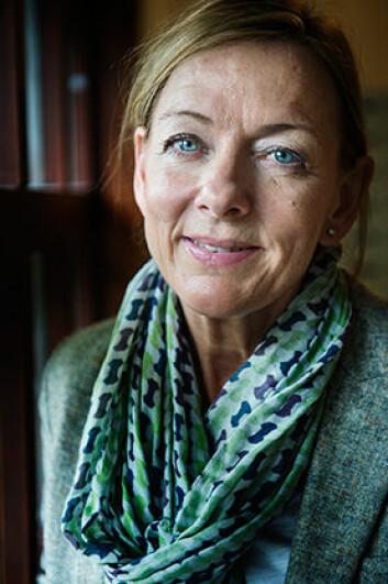 Anne Marie Lilleengen har vært prosjektleder for utviklingen av SOMAH-appen. (Foto: Benjamin A. Ward / HiOA)
