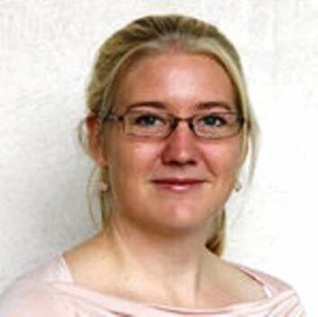 - Mageomkretsen økte med 1,5 cm når støyen økte med 5 desibel, forteller professor Charlotta Erikson. (Foto: Karolinska Institutet)