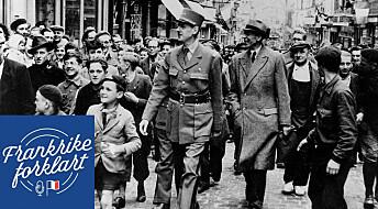 Hvorfor elsker franskmenn Charles de Gaulle?