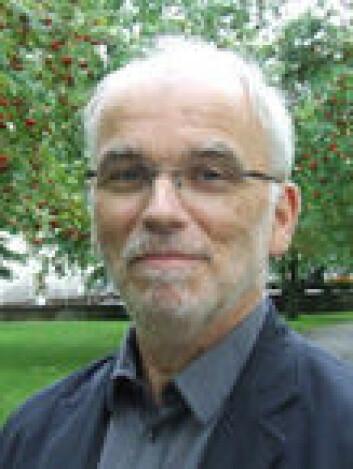 Sverre Varvin (Foto: NKVTS)
