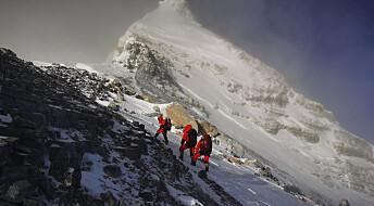 Kina og Nepal er enige – Mount Everest er nå 8849 meter høyt