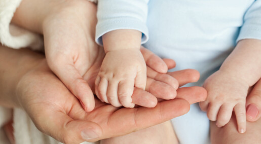 Barnefamilier med lav inntekt er ikke misfornøyde med livet