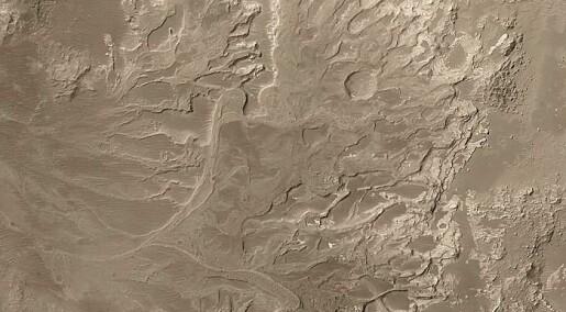 Forskere mener det går an å utvinne brennstoff og oksygen rett fra Mars-slammet