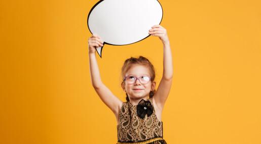 – Skriv gjerne passive setningar, seier språkforskaren