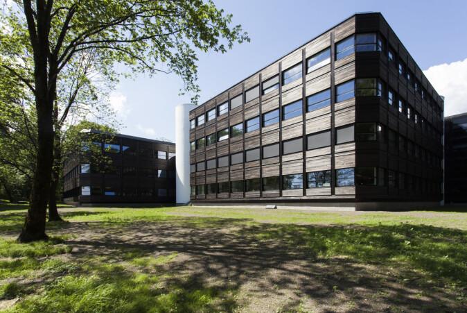 Powerhouse Kjørbo er en kontorbygning fra 1980 i Sandvika som er totalrehabilitert og har blitt verdens første rehabiliterte plusshus kontorbygg.