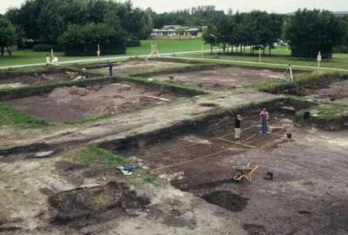 Ny forskning dokumenterer stor forskjell på rik og fattig i jernalderen. (Foto: Nordjyllands Historiske Museum)