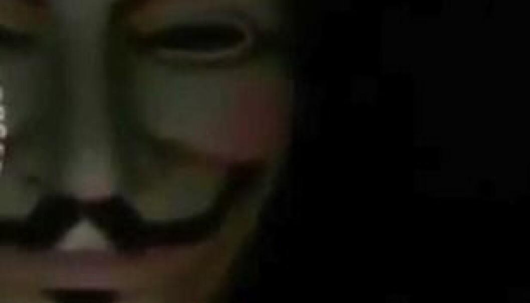 Oljeindustrien skal hackes av Anonymous