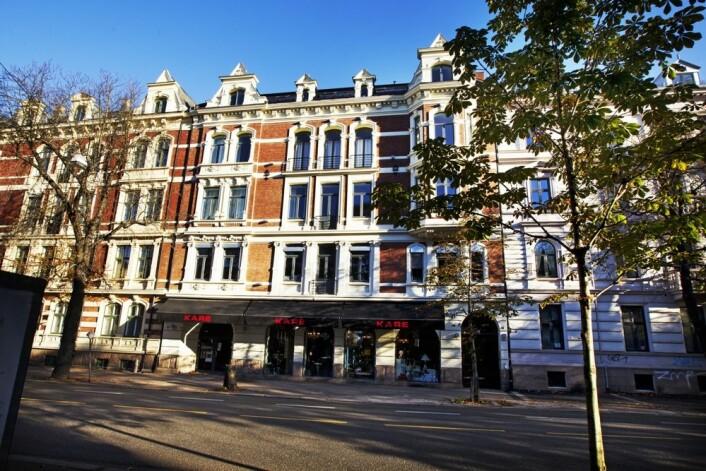 De velstående og ressurssterke bor på Oslos vestkant. De klumper seg stadig tettere sammen, viser forskning. (Foto: Frode Hansen/Scanpix)