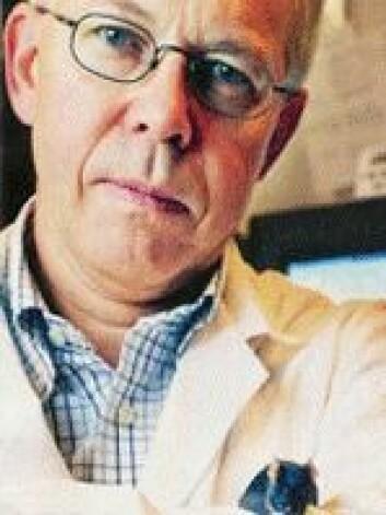 Rune Blomhoff, professor i ernæringsvitenskap ved UiO. (Foto: UiO)