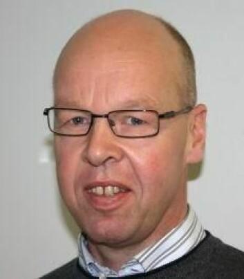 Thomas Nordahl, professor i pedagogikk ved Høgskolen i Hedmark. (Foto: Hihm)
