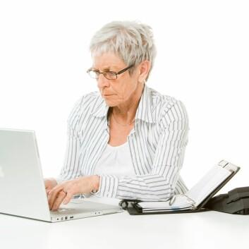 Mange eldre kan tenkes seg å jobbe lenger, men ikke med samme type arbeid de har hatt tidligere. (Foto: Colourbox)
