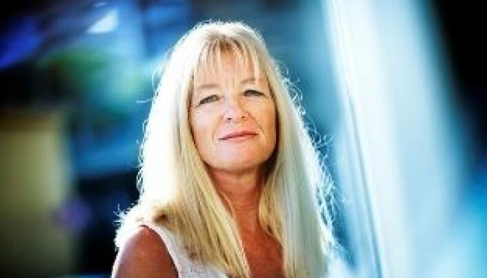 – Som psykolog har jeg ønsket å hjelpe pasienter som har vondt i følelsene sine, sier Anne-Kari.