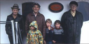 """""""Deltakere i den andre Tromsøundersøkelsen, 1979 - 80."""""""