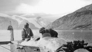 Dansk ekspedisjon for kartlegging av Øst-Grønland, 1930-tallet. Arktisk Institutt i København