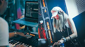 Med ny teknologi kan musikere spille sammen fra hver sin verdensdel