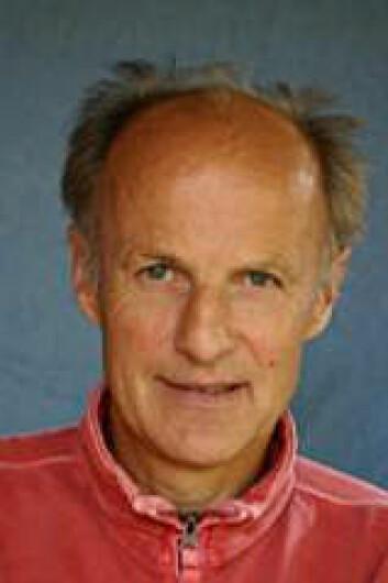 """""""Forfatter og sivilsamfunnsforsker Håkon Lorentzen."""""""