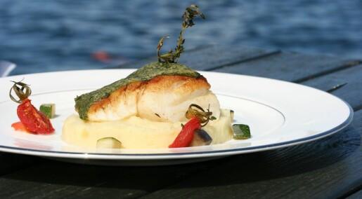 Koking reduserer jodinnholdet i torsk