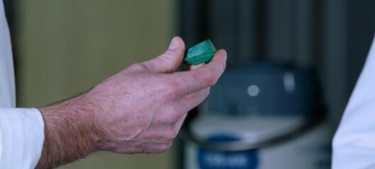 Luke 10: På skattejakt etter smaragder