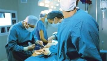 Betablokkere kan være livsfarlige under en operasjon