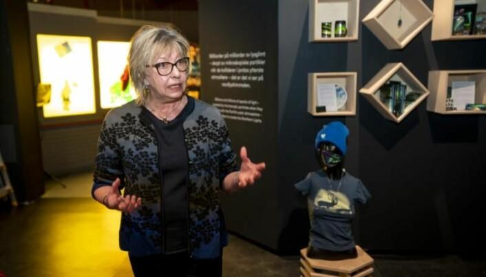 Unni Pia Løvhaug har forsket på nordlyset i over 25 år.
