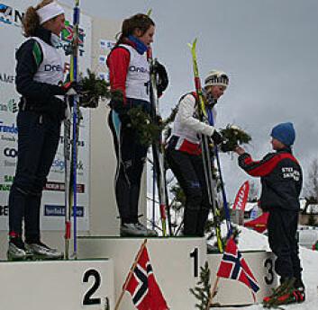 """Disse unge langrennsløperne er ikke på landslaget - og for å komme dit må de slå løpere med bedre ski."""