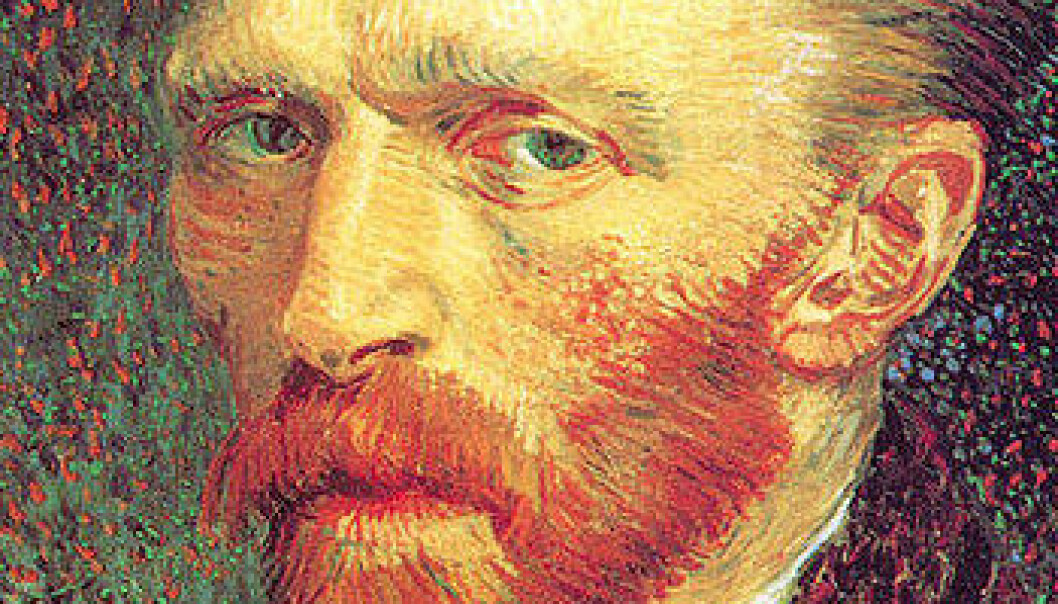 (Maleri: Vincent van Gogh / Public Domain)