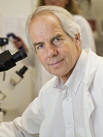Bjarne Bogen er professor ved K.G. Jebsen-senter for forskning på influensavaksiner ved Universitetet i Oslo.