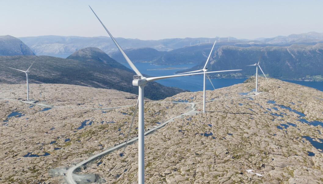 Det skal etableres et nytt senter for vindkraft.