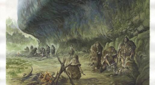 Neandertalerne begravde sine døde, mener forskere