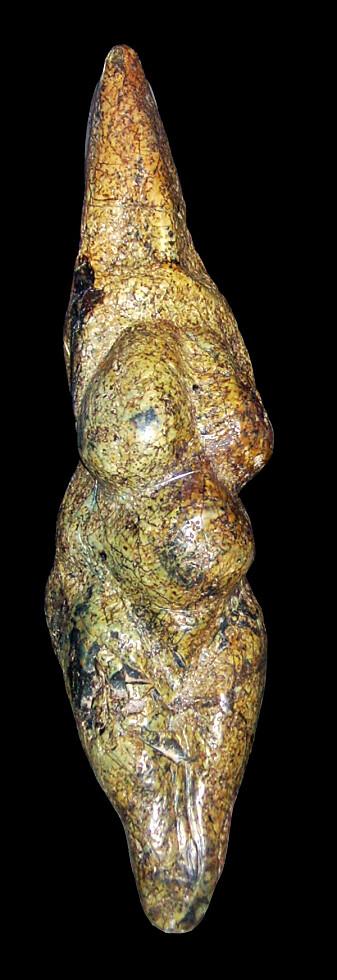 Venusfigur fra Italia.