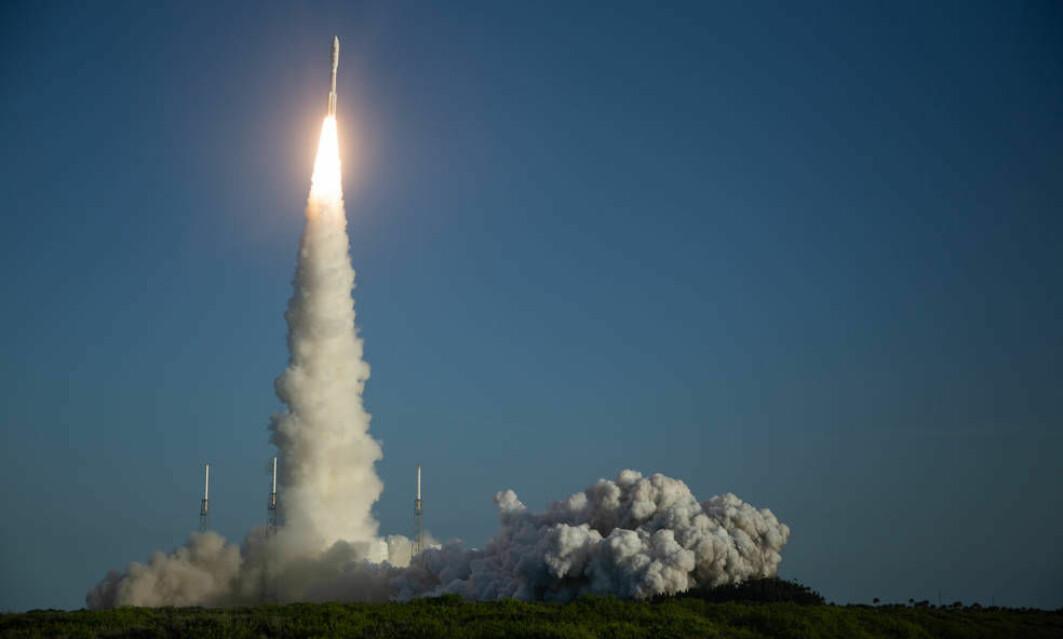 30. juli 2020 ble Mars 2020-sonden skutt ut i verdensrommet. Med om bord var tegninger og hemmelige beskjeder som danske forskere hadde fått inngravert.