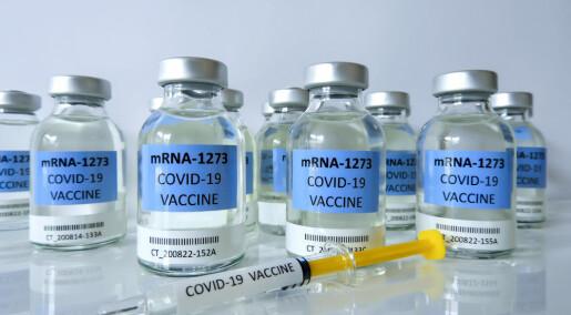 RNA-koronavaksiner: Kan vi stole på dem?