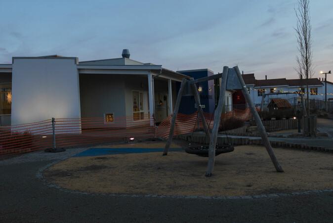 Barnehage i Bodø.