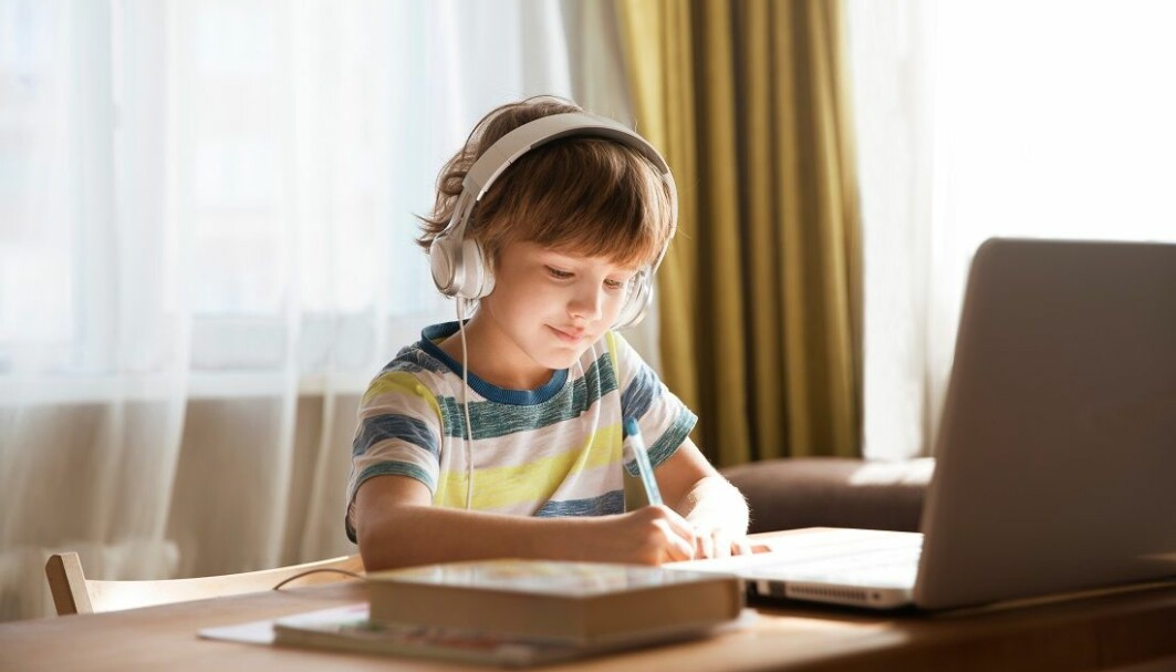 How does learning from home affect children's ability to write? The coronavirus pandemic offered researchers a chance to find some answers.