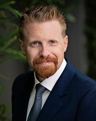 Professor Gustaf Skar ved Skrivesenteret på NTNU.