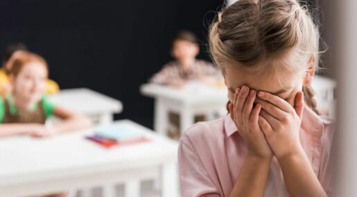 Stille og innadvendte elever trenger ekstra støtte fra læreren