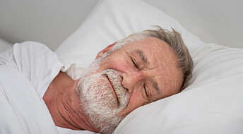 Eldre sover bedre enn før, viser svensk studie